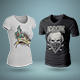 T-Shirt Mock-Up Vol.2 - GraphicRiver Item for Sale