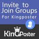Facebook Auto invite friends to join groups Module for Kingposter - CodeCanyon Item for Sale