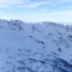 Extremely Beautiful Winter Mountains From Flight Altitude. - VideoHive Item for Sale