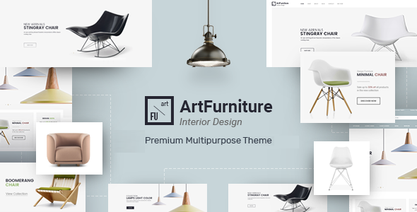 ThemeForest ArtFurniture Responsive Prestashop Theme 21141873