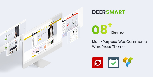 Image of DeerSmart - Multipurpose Responsive WooCommerce WordPress Theme