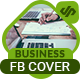 Business Services Facebook Timeline Cover - AR