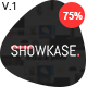 Showkase - Minimal Portfolio Template - ThemeForest Item for Sale