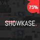 Showkase - Minimal Portfolio Template