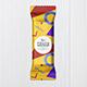 Protein Bar Packaging Mockup