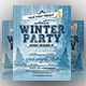 Winter Festival – Flyer - GraphicRiver Item for Sale