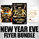 New Year Flyer Bundle 1 - GraphicRiver Item for Sale