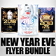 New Year Flyer Bundle 2 - GraphicRiver Item for Sale