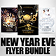New Year Flyer Bundle 3 - GraphicRiver Item for Sale