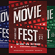 Movie Fest Flyer
