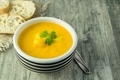 A Bowl of Pumpkin & Potato Vegetable Soup - PhotoDune Item for Sale