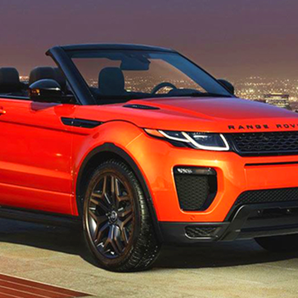 RANGE ROVER EVOQUE CONVERTIBLE - 3DOcean Item for Sale