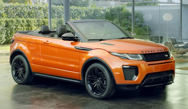 range rover evoque convertible by vikibwire 3docean. Black Bedroom Furniture Sets. Home Design Ideas