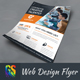Web Design Flyer - GraphicRiver Item for Sale
