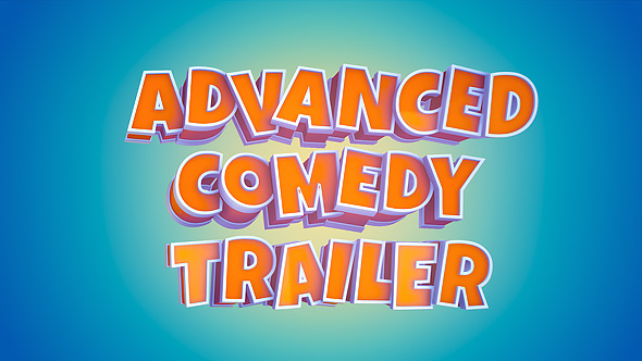 VideoHive Advanced Comedy Trailer 21050740