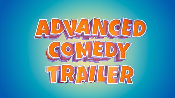 Videohive Advanced Comedy Trailer 21050740