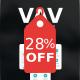 VAV - Clean Mobile Template - ThemeForest Item for Sale