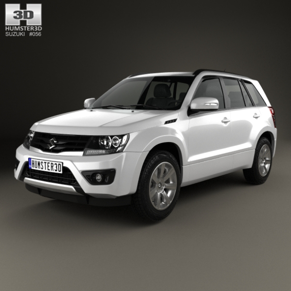 Suzuki Grand Vitara 5-door 2012