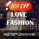 Love Fashion - Responsive Multipurpose WordPress Theme - ThemeForest Item for Sale