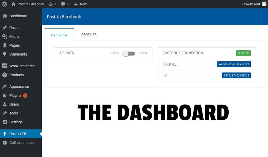 Post to Facebook Synchronize WordPress Posts, Pages and Products to your Facebook Wall and Page