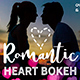 Romantic Heart Bokeh Photo Overlays - GraphicRiver Item for Sale