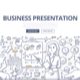 Business Presentation Doodle Concept - GraphicRiver Item for Sale