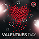 Valentines Day Flyer Template V14 - GraphicRiver Item for Sale