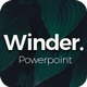Winder Powerpoint Template