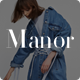 Manor - Ecommerce PSD Template