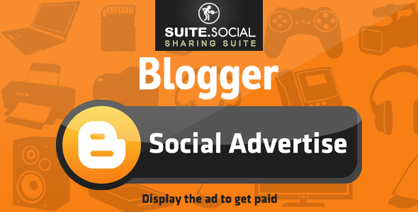 Download Source code              Social Sharer - Blogger Social Advert            nulled nulled version