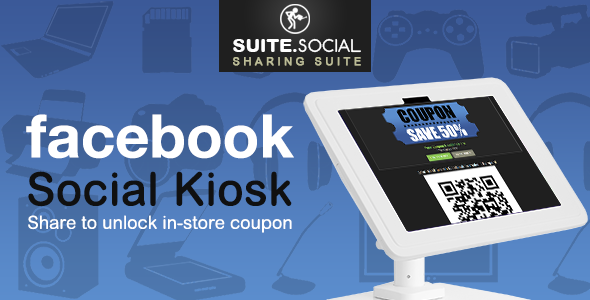 Download Source code              Social Sharer - Facebook Kiosk (Coupon)            nulled nulled version