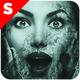Horror & Ghost Photo Effect Photoshop Template - GraphicRiver Item for Sale