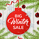 Design for Seasonal Winter Christmas Sale - GraphicRiver Item for Sale