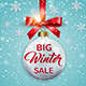 Seasonal Winter Christmas Sale - GraphicRiver Item for Sale