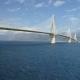 Flight Over of the Charilaos Trikoupis Bridge Rio-Antirio - VideoHive Item for Sale