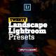 20 Pro Landscape Outdoor Photography Lightroom Presets