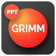 Grimm Creative Powerpoint Template