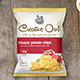 Chips, Snack and Pouch Packet Mockup - GraphicRiver Item for Sale