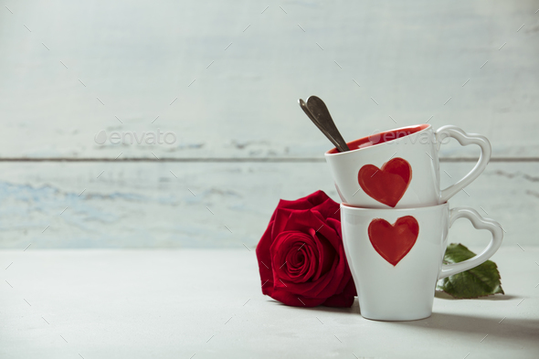 Valentine's Day concept - Stock Photo - Images