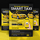 Taxi Flyer - GraphicRiver Item for Sale