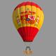 SpainFlag-Parachute