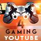Creative Gaming Banner