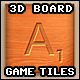 Designer Essentials 3D Board Game Tiles - GraphicRiver Item for Sale
