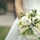 Bride Holding Flowers - VideoHive Item for Sale