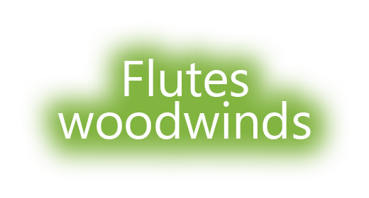 Flutes Woodwinds