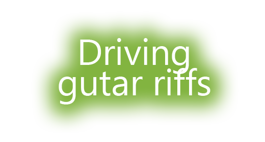 Driving Guitars_Riffs