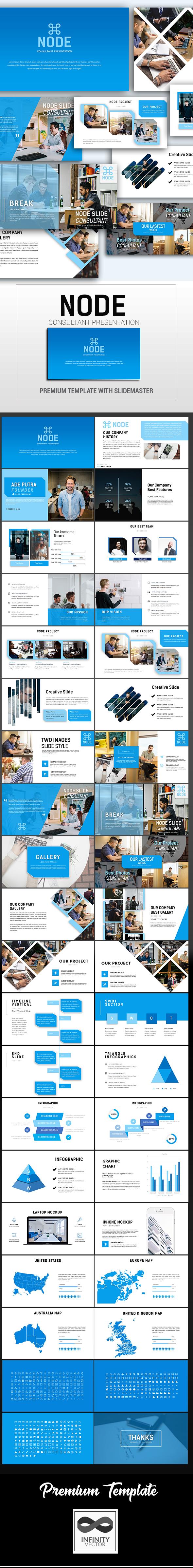 GraphicRiver Node Consultant Presentation Keynote 21146463