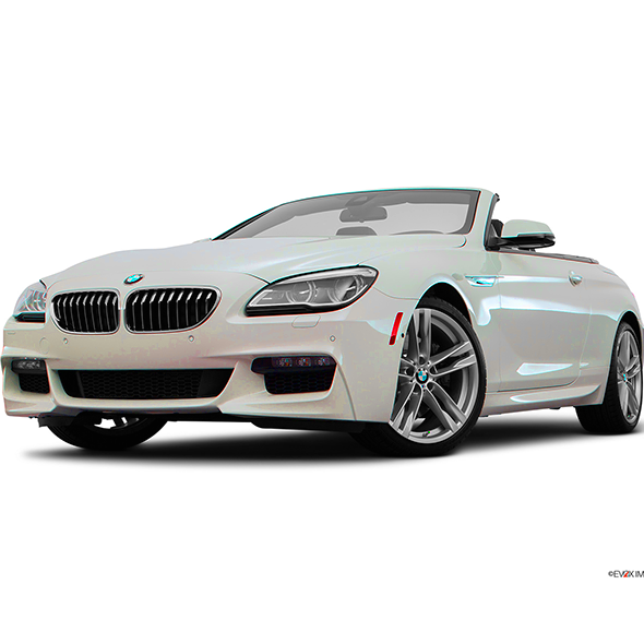 3DOcean BMW 6 CONVERTIBLE 21146683
