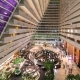 View Inside The Hotel Hall Marina Bay Sands in Singapore - VideoHive Item for Sale