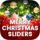 Merry Christmas Sliders - 10PSD